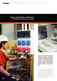 Coffrets de chantier et prises industrielles IP65