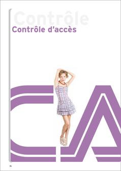 Brochure - Contrôle d'accès