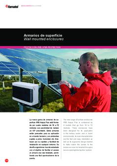 Brochure - Coffret Acqua