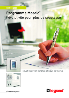 Brochure - Mosaic